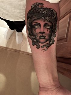 medusa tattoo (3)