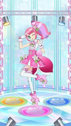 Triangle-Kanon Dream Live, Anime, Jasmine, Princess Peach, Triangle, Idol, Pokemon, Kawaii, Stars
