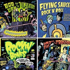 YES, we can reveal who will create the artwork for our upcoming 7 inch on Ghost Highway Recordings! The amazing artist Darren Merinuk. Check out some of his awesome drawings! #art #artwork #60s #70s #darrenmerinuk #drawing #albumcover #comic #underground #garage #rocknroll #illustrator #illustration