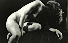 COLLECTION:  Ergy Landau, Nude Studies dated 1920-1949