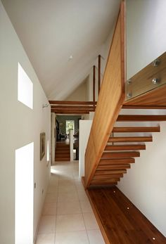 The Mill / Rural Design #architecture #rusticmodern #interiors #stairs