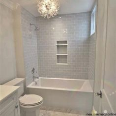 Tub Insert Beach House In 2019 Bathroom Shower Remodel Diy Bathroom, Bathroom Remodel Shower, Trendy Bathroom, Bathroom Makeover, Modern Bathroom, Diy Bathroom Remodel, Small Remodel, Bathroom Design, Master Bathroom Makeover