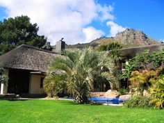 Thulani River Lodge - Thulani River Lodge is a guest house that stands on an extensive property with a big garden of more than 8000 square metres through which a small river stretches. It is easy accessible in only 20 minutes ... #weekendgetaways #houtbay #southafrica