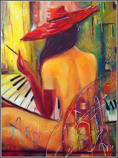 OIl paint on canvas 60х80