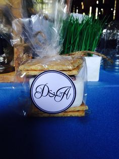 Smores Our Wedding, June, Table Decorations, Home Decor, Homemade Home Decor, Decoration Home, Dinner Table Decorations, Interior Decorating, Center Pieces