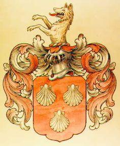 Krigen, den tyske besættelse og Valdemar Atterdag i 1330 - erne Family Crest, Arms, Animals, Den, Inspiration, Europe, Logos, Historia, Biblical Inspiration
