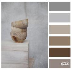 Interior Color Schemes, Bedroom Color Schemes, Colour Schemes, Beige And Grey Living Room, Grey And Beige, Beige Color Palette, Color Palate, Grey Color Pallets, Creation Deco