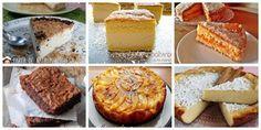 Si tienes que preparar una tarta para un evento especial, mira estas 6 interesantes propuestas que ha reunido la autora del blog COCINANDO A MI MANERA.