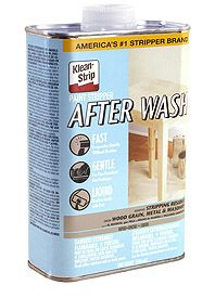 you need this after stripping furniture.  It clean all the goo off.  it has saved me hours.