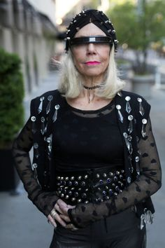 When Jennifer Dolan retired from a long and wonderful career working at The New York Times, she felt a newfound freedom to express herself through clothing. She had always loved putting together looks