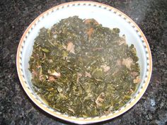 southern cooking recipes from grandma | ... greens recipes produces tasty results like Grandma's dish used to