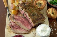Sunday Roast – söndagsstek med Yorkshirepudding