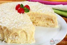 Receita de Bolo diferente especial em receitas de bolos, veja essa e outras receitas aqui!
