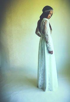 Joanna Niemiec atelier » boho wedding dress