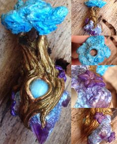 Awesome dread bead! What you think about dreadlocks bead? More dread bead by Prorety look at Etsy)