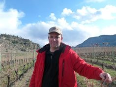 A big Blue Mountain welcome to our new vineyard manager Ernst Bruwer. Blue Mountain, Vineyard, Management, News, Big, Style, Swag, Vine Yard, Vineyard Vines