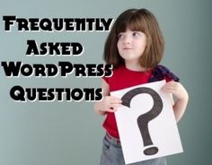 Q & A with Bob: 5 of My Most Frequently Asked WordPress Questions by Bob Dunn