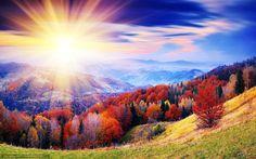 Resultado de imagem para paisagens por do sol