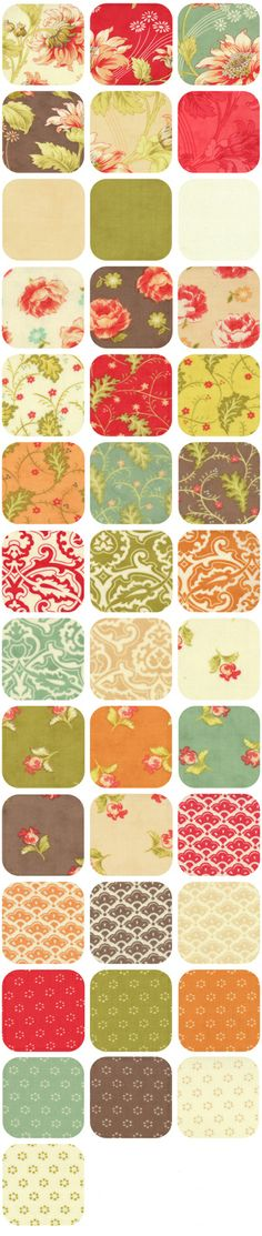 Honeysweet fabric by Fig Tree for moda Pre-order now at www.plumgoodquilting.com