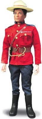 Action Man Royal Canadian Mounted Police (Mountie) Unofficial Action Man Pictures 1970s Toys, Retro Toys, Vintage Toys, Gi Joe, Childhood Toys, Childhood Memories, Videogames, Man, History Of Television