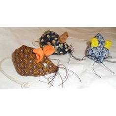 The mouse are made from mostly cotton fabric, filled with batting and home grown organic catnip. Cats just love it! Pet Home, Cat Toys, South Africa, Kitty, Amp, Pets, Fabric, Stuff To Buy, Little Kitty