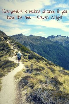 Inspirational Walking Quotes - Gemma Jane Adventures
