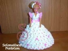 Resultado de imagen para vestidos de papel para muñecas