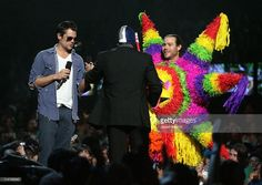 Johnny Knoxville, Blue Deamon Jr. and Chris Pontius