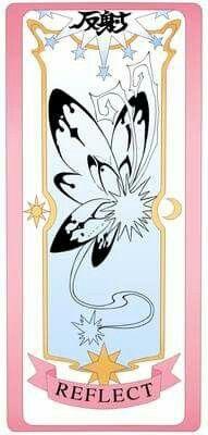 Sakura Card Captor Clear Card Hen || Reflect