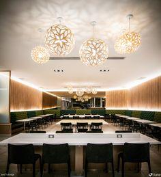Luminária Pendente Floral @maislume Ceiling, Chandelier, Decor, Home, David Trubridge, Home Decor, Ceiling Lights