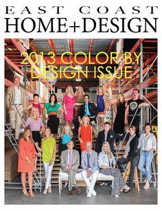 Rajni Alex Featured On The Cover Of East Coast Home U0026 Design Magazine