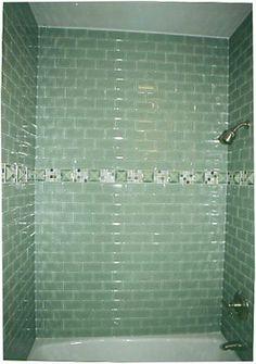 Bathroom Tile Ideas Green small bathroom shower tile ideas - small bathroom design ideas