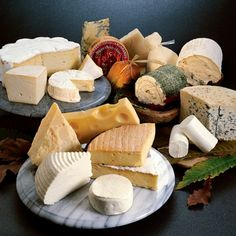 Eating healthy would be so much easier if I didn't love cheese so much!