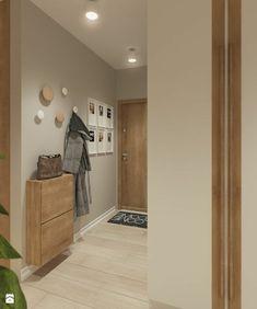 Como usar sapateira no hall de entrada para deixar os sapatos na porta organizados e a casa livre de sujeiras e bactérias ao entrar em casa. Decoration Hall, Home Entrance Decor, Home Decor, Door Design Interior, Interior Design Living Room, Interior Doors, Small Hallway Decorating, Decorating Ideas, Flur Design