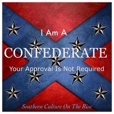 I am Confederate