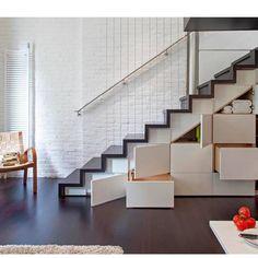 Modern Koridor, Hol & Merdivenler Specht Architects