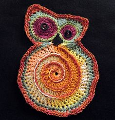 Ravelry: Melbav's Irsia, the Owl Motif