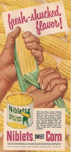 Niblets Sweet Corn (1951)