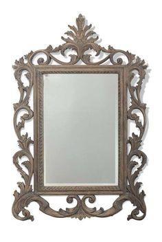 Espejo clásico Regence