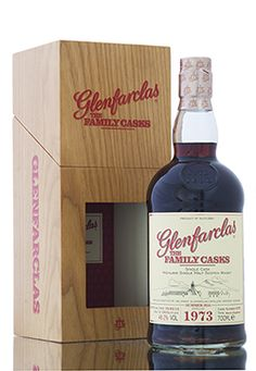 Beautiful colour from this Glenfarclas single malt Scotch whisky. Distilled in 1973, single sherry hogshead #4795 was left to slumber until 2014 where it was bottled as part of The Family Casks Summer 2014 batch. Bottled at 48.2% vol, 195 bottles filled.   http://www.abbeywhisky.com/glenfarclas-1973-family-casks-summer-2014-cask-4795-scotch-whisky