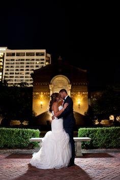 Allen & White Wedding | October 2014 | Stoner Courtyard | Photography: Andy from tyler Boye Photography  | Penn Museum Rentals  | www.penn.museum/weddings