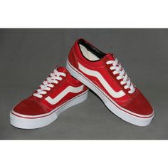 Vans Classic Canvas 2-Tone DARK RED/BRIGHT RED With White Curve Shoes Vans Shoes, New Shoes, Cheap Van, Vans Skate, Van For Sale, Shoes Outlet, Vans Classic, Dark Red, Sneakers