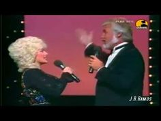 Kenny Rogers; Dolly Parton - Island In The Streaam [#1 Duet, 15 Years Later] [2005] - YouTube