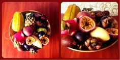 ExoticThailand fruits from my sis :3