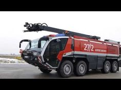 The new PANTHER - Rosenbauer - YouTube