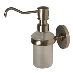 Allied Brass P1060 Wall Mounted Soap Dispenser from the Prestige Skyline Collection (available in chrome) $70