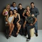 The Originals Portrait Studios At Comic Con 2