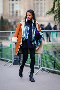 Paris Fashion Week: Street Style Edition   As the home of Chanel, Dior and Louis Vuitton, the street style in the City of Love is effortlessly luxurious.