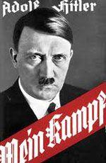 Mein Kampf,  Adolf Hitler Autobiografía de Hitler  fue prohibido en Alemania en 1945.En 2010, se anunció que una versión anotada del texto se publicaría en 2015, cuando los derechos de autor actualmente en poder del Gobierno del Estado de Baviera expira.En todo el mundo, ha habido numerosas restricciones y prohibiciones totales a la obra.Por ejemplo, no se publicó hasta 1992 en Polonia y en la Argentina de su publicación o de importación en números significativos es ilegal.