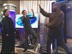Pin for Later: Überraschung: Kanye West singt bei der Casting-Show American Idol vor Seht das Video der Audition!